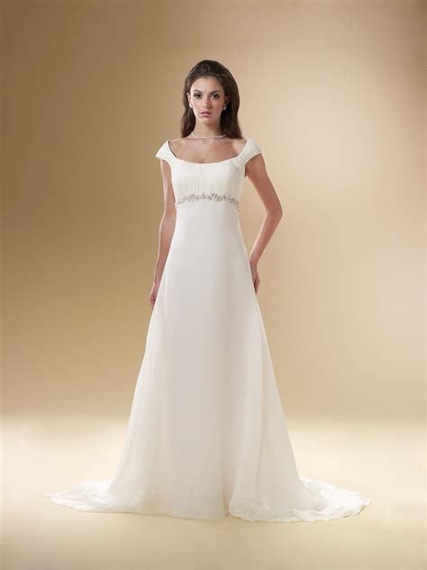 classic white debutante gowns  cap sleeves