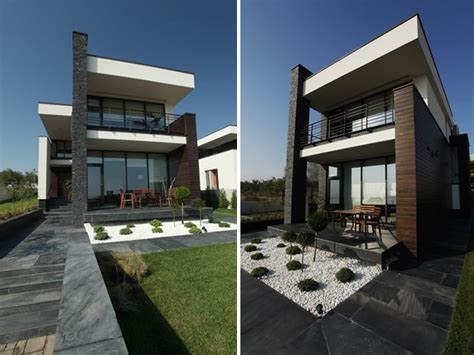 Modern Houses : Luxurious Contemporary Houses In Romania, Europe