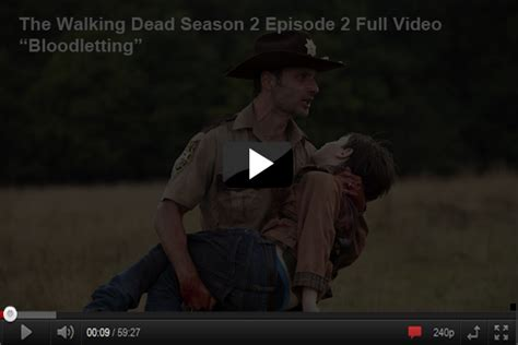 walking dead season  episode