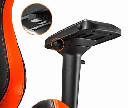 Titan Gaming Chair Armor Cougar Arm Rest