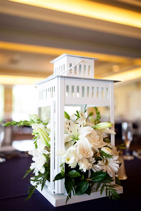 diy lantern centerpiece weddingbee my wedding in