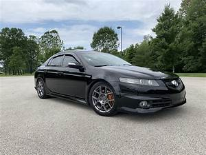 Sold  2008 Nbp Acura Tl Type S