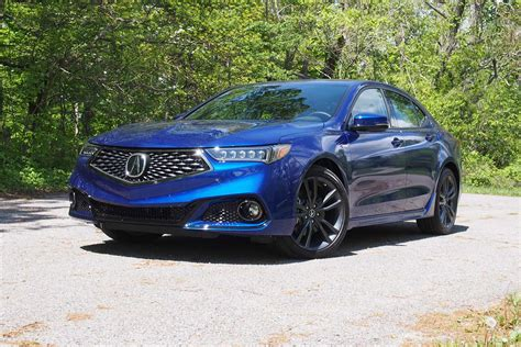 Acura Tlx 2018 by 2018 Acura Tlx Review Autoguide News