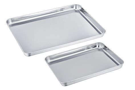 baking steel stainless sheet toxic non bakeware teamfar