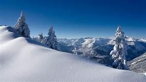 Alps, Austria, Landscape, Mountain, Snow, Winter, Hd, Nature