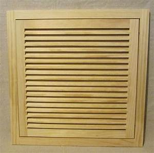 Create a cold air return vents the homy design for Furniture covers air vent