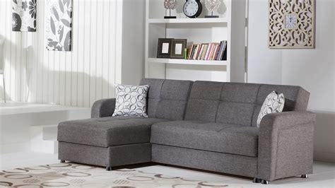 Arrange Multifunction Room With Sectional Sleeper Sofa