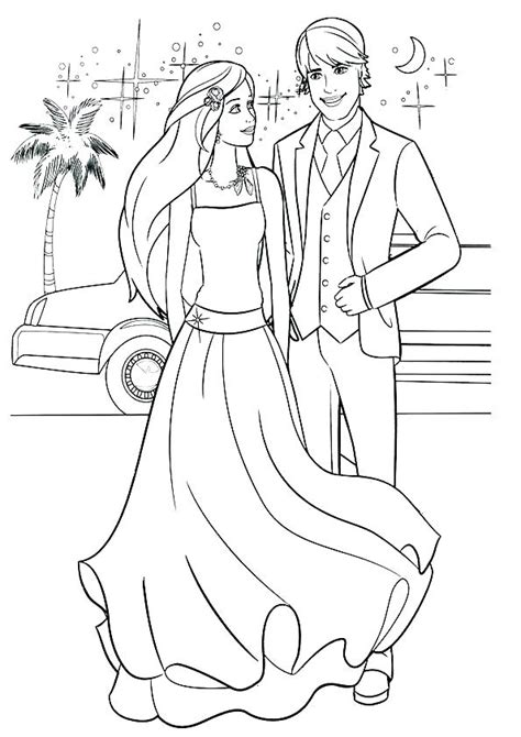 barbie fashion coloring pages  getcoloringscom