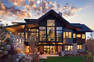 Mountain Contemporary Home Designs