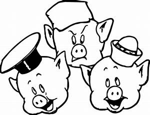 89+ [ Coloring Pages Pigs ] - Pigs Animated Coloring Pages ...