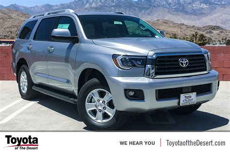toyota sequoia sr sport utility  cathedral