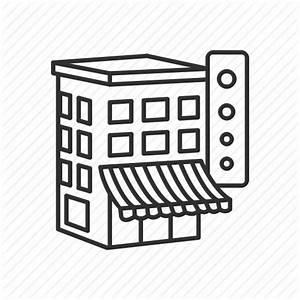 Building, department store, emoji, retail store, shop ...