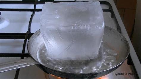 Ice Vs Hot Pan-youtube