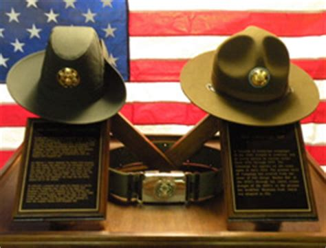 army drill sergeant history
