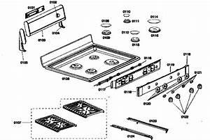 Bosch Range Parts