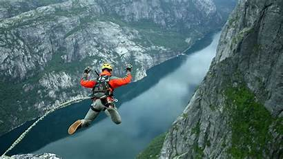 Jumping Bungee Places Adventure Sports Clothing