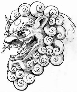 Foo Dog Olimueller by olimueller on DeviantArt