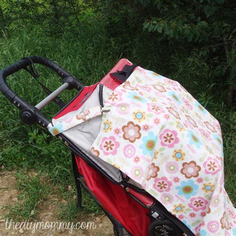 diy carseat canopy sew a 3 in 1 nursing cover carseat canopy and stroller