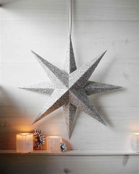 christmas stars decorations decorations martha stewart