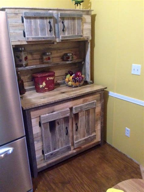 Kitchen Cabinet Doors From Pallets by Pallet Projects For Kitchen Pallet Ideas