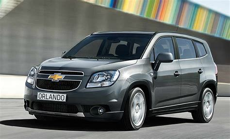 Chevrolet Orlando Photo by Chevrolet Orlando 1 8 Ls Reviews Prices Ratings With