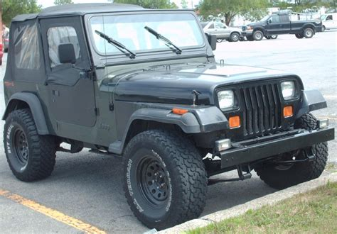 jeep yj 1995 jeep wrangler pictures cargurus