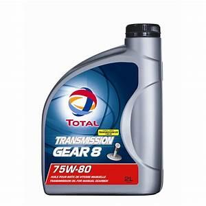 Huile De Boite 75w80 : huile de transmission total gear 8 75w80 2 l ~ Medecine-chirurgie-esthetiques.com Avis de Voitures
