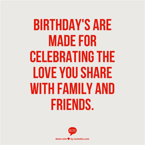 birthdays    celebrating  love  share
