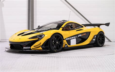 2017 Mclaren P1 Gtr For Sale On Jamesedition