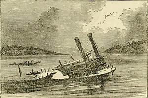 The Forgotten Explosion Of The Sultana  The Worst Maritime