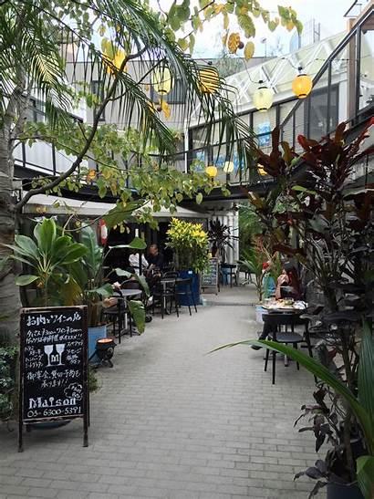 Village Yoyogi Tokyo Japan Wowsabi Restauranteurs Collaboration