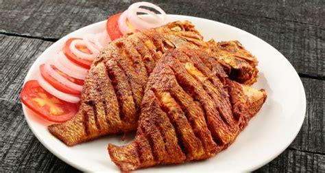 masala fried pomfret recipe  vicky ratnani ndtv food