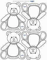 Teddy Bear Thank Printable Printables Cards Shower Coloring Pages Bears Picnic Coolest Template Birthday Boy Theme Popular Coloringhome Clip Babies sketch template