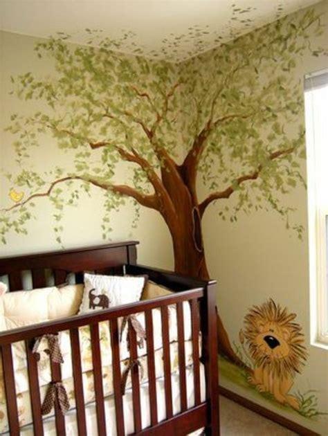 Babyzimmer Selber Malen by Babyzimmer Wandgestaltung Malen