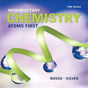 Introductory Chemistry Atoms First 5th Edition By Russo