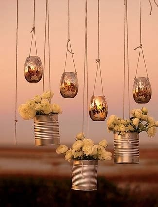 21 diy outdoor hanging decor ideas we adore - Outdoor Hanging Decorations