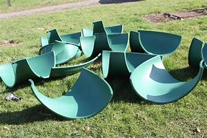 Fabriquer Un Toboggan : toboggan tubulaire les cabanes de jardin abri de jardin ~ Mglfilm.com Idées de Décoration