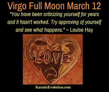 virgo full moon march  karmic evolutionkarmic evolution