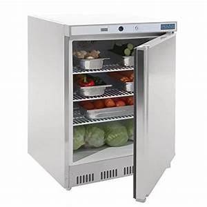 Frigo Mini Pas Cher : mini r frig rateur 150 litres pour dessous de comptoir inox polar ~ Nature-et-papiers.com Idées de Décoration