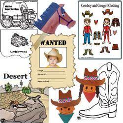 west and cowboy preschool and kindergarten crafts 221 | bbfb83e08e7db6a5ac13c0899892556b