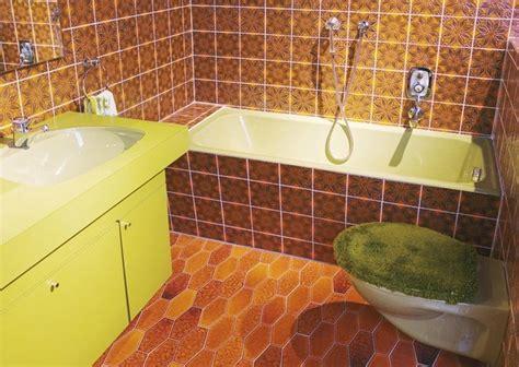 70er bad verschönern 25 best images about bathroom on sink