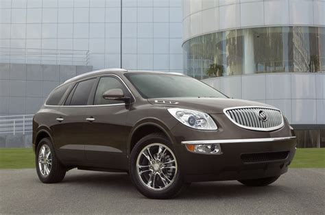 2011 Buick Enclave Colors by 2011 Buick Enclave Cxl In Cocoa Metallic Color Static