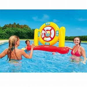 Jeux Gonflable Pour Piscine : jeux de piscine gonflable ball dartz achat vente jeux ~ Dailycaller-alerts.com Idées de Décoration