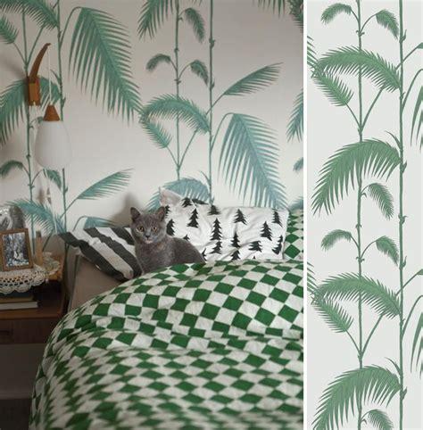 decoration chambre londres papiers peints de marques inspiration décoration