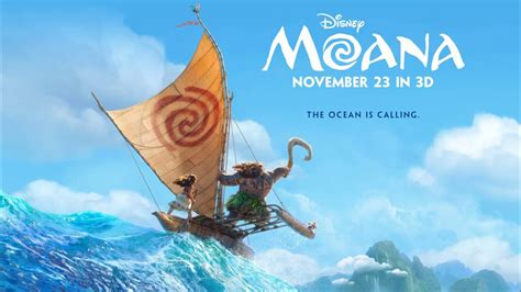 Moana On Boat Song by Soundtrack Moana Trailer Moana Theme Song