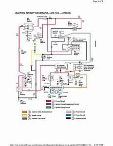 John Deere L120 Wiring Harness Diagram