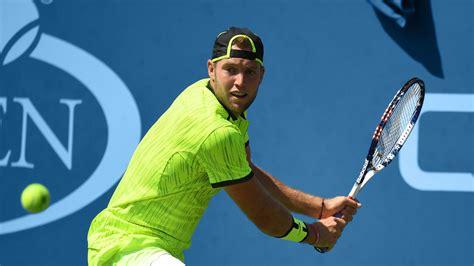 open player   jack sock news official site     open tennis