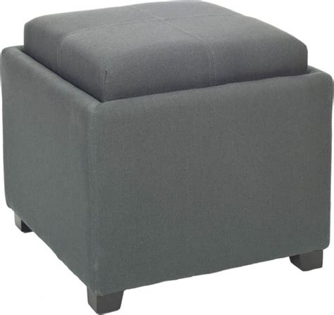 matteo taupe chair ottoman safavieh matteo ottoman serving trays by hedgeapple