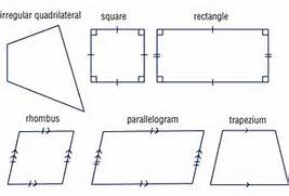 Pin Quadrilateral Whic...Types Of Quadrilaterals