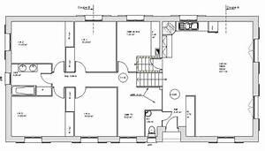 plan maison sous sol une maison avec les garanties With plan maison demi sous sol
